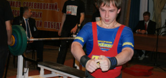 Sheiko's student Yan Urusov won Bench Press Champion of Russia