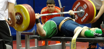 Russian Paralympic Powerlifting Championship. Three students of Sheiko won medals.