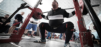 Russian National Powerlifting Championships 2014. All categories' videos!