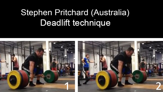 The conventional deadlift: how to pull and how not to pull.