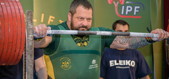 Interview with the strongest IPF lifter in Australia Stephen Pritchard