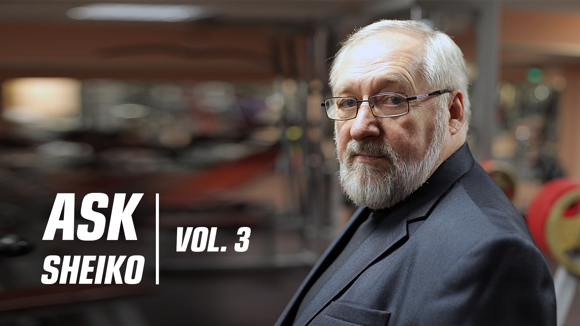 """Ask Sheiko. Vol.3"". Watch on youtube."