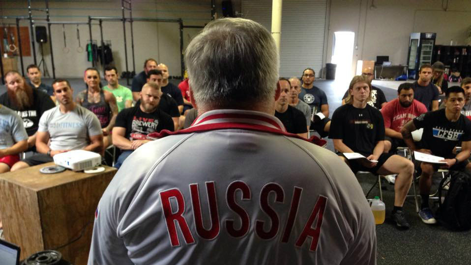 """What I Learned At The Russian Strength Seminar"" by Keith Enderlein"