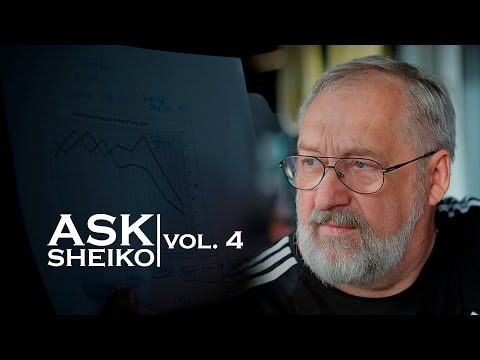 [eng subs] Ask Sheiko. Vol. 4 (Boris Sheiko answers your questions)