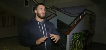 Dmitry Klokov talks about the value of different perspectives