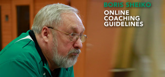 Boris Sheiko: online coaching guidelines